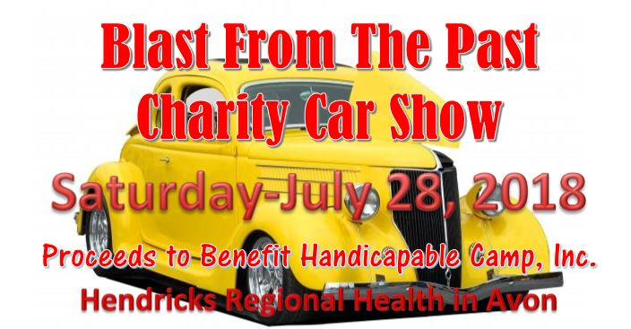 Charity Car Show and Quilt Raffle to Benefit Handicapable Camp